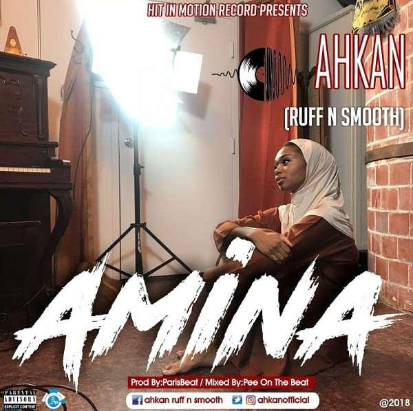 Ahkan (Ruff N Smooth) Drops Amina