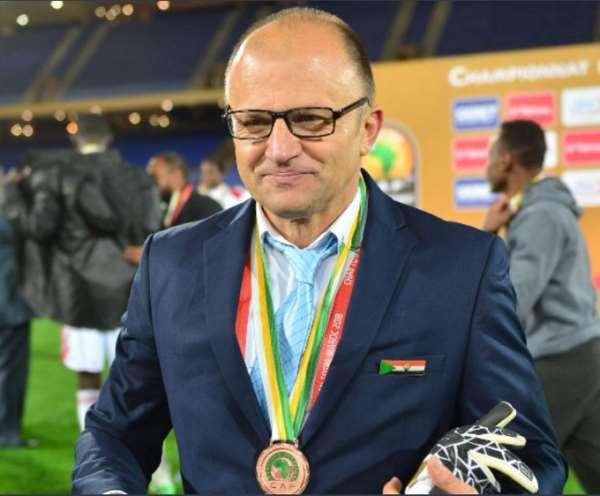 Coach Zdravko Lugarusic