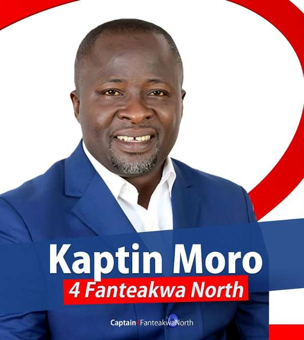 NPP Primaries: Moro Sakyiamah Yakubu Picks Form To Contest Begoro Seat