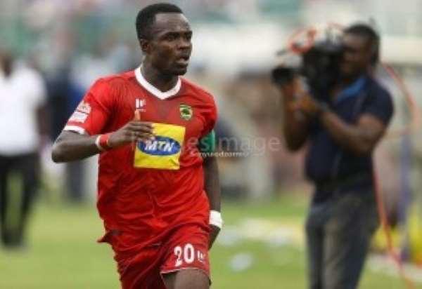 Kotoko captain Amos Frimpong eyes positive start in Ghana Premier League this season