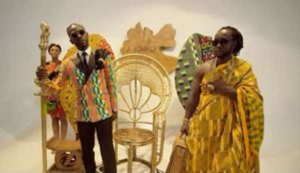 Okyeame Kwame's 'Bra' Video Portrays Rich Ghanaian Culture