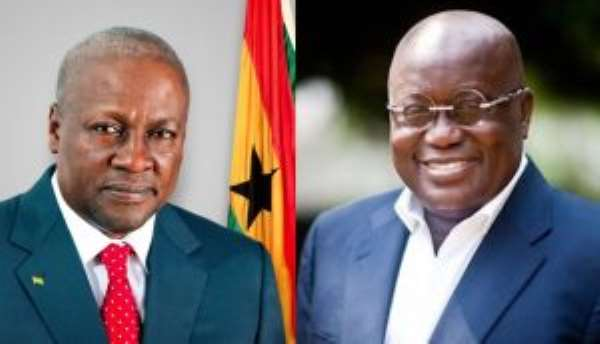 Who Deserves a Second Term; Former President John Mahama or President Akufo-Addo?