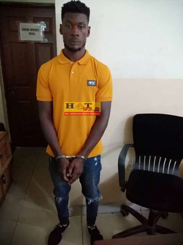 Boxer Patrick Allotey Arrested After Assaulting Kotoko Fan