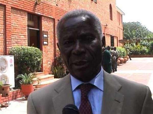 Brigadier (rtd) Joseph Nunoo-Mensah