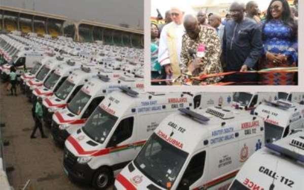 A Concise Reply To Mr. John Mahama's Diatribe On The 'Nana Ambulance'