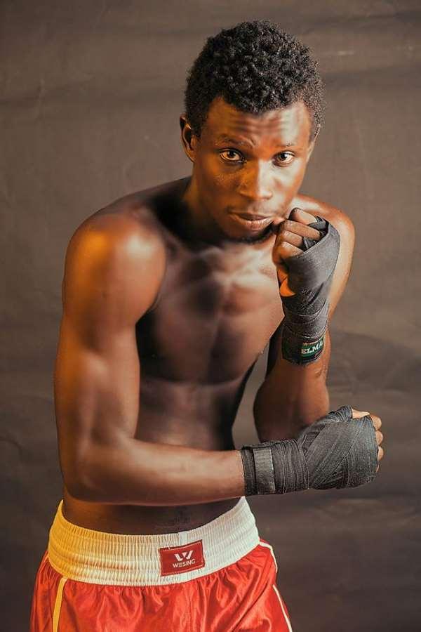Faisal Abubakari Set To Thrill At Bukom Boxing Arena
