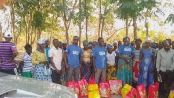 RETA Foundation Donates To Widows In Atebubu Municipality