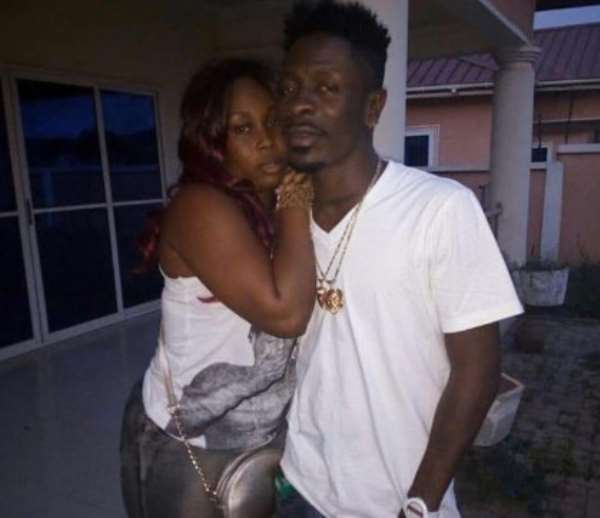 Lady Shares Bedroom Moments With Shatta Wale 5years Ago