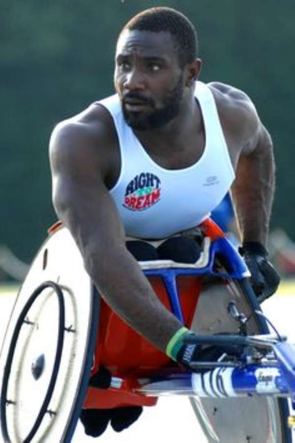 Top Para Athlete Raphael Botsyo Nkegbe Inspired By 2019 SWAG Awards Nomination