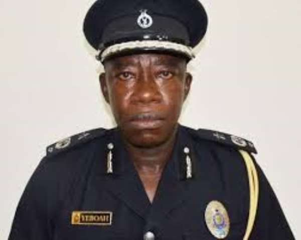 CID Boss Tiwaa Addo-Danquah Top Casualty In Police Reshuffle