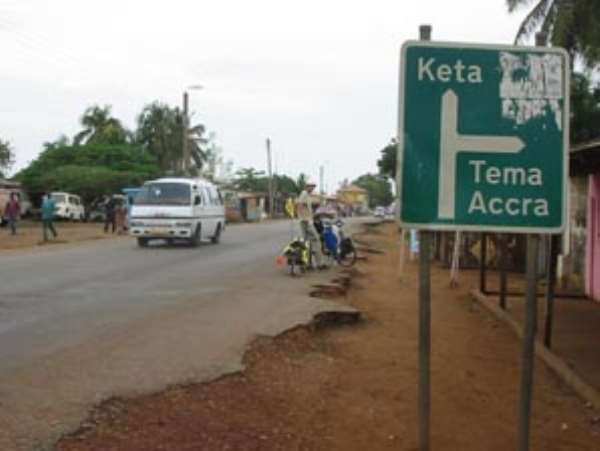 Tema-Sogakope Highway To Be Completed In 2006