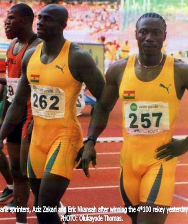 Ghanaian Athletes Improve In IAAF Rankings