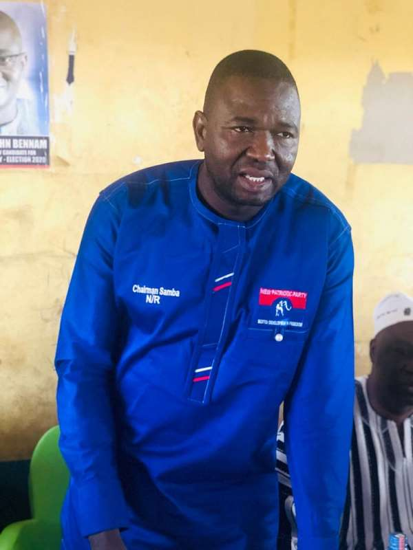 Work Hard For An NPP Victory In December--Supporters Urged