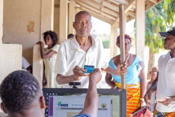 Residents Of Suhum Kwahyia Community Get Free NHIS Subscription