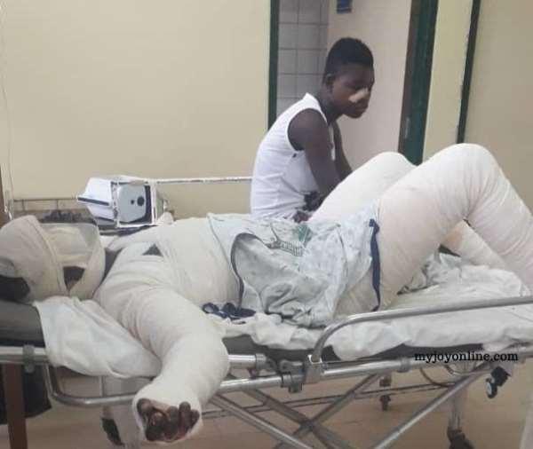 Elmina: Premix Fuel Explosion Kills 3, Injures 5