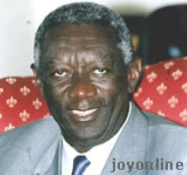 NPP flagbearer race good exercise - Kufuor