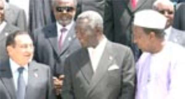 Watch Out !! ·Kufuor Warns