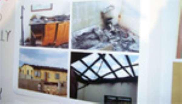 ¢1.5bn Property Destroyed At Lakeside Estate