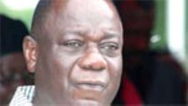 AGGUDEY SLAPPED ·With ¢10bn Suit