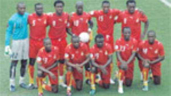 Kotoko Off To Cote D'Ivoire