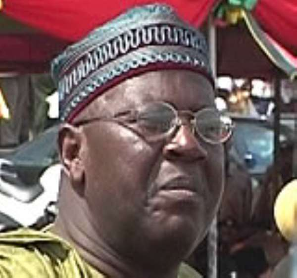Aliu's campaign launch – shows importance of Central Region