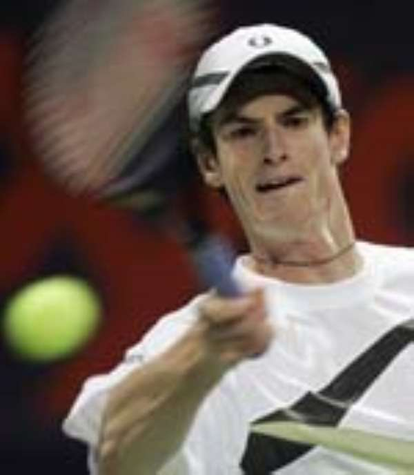 AUSTRALIAN OPEN MEN'S RESULTS OF FOURTH ROUND