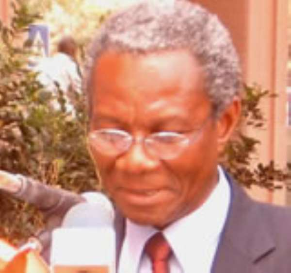 Kwame Pianim resigns as PURC Chairman