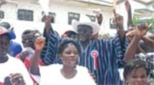 I Believe In Ghana - Declares Hackman