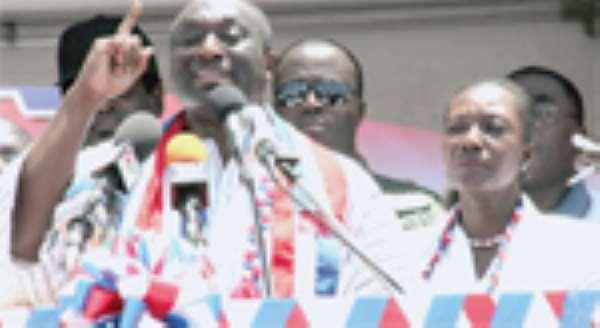 Congress To Determine NPP's Fate