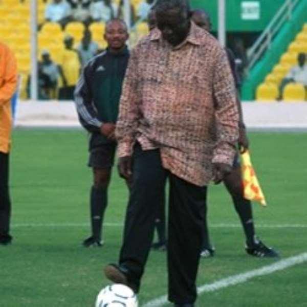 Baba Yara Sports Stadium commissioned