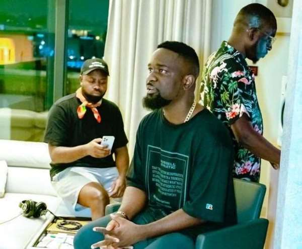 Sarkodie to release his first song in 2021