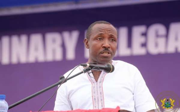 John Boadu defends NPP's decision to retain Mike Oquaye as Speaker of Parliament
