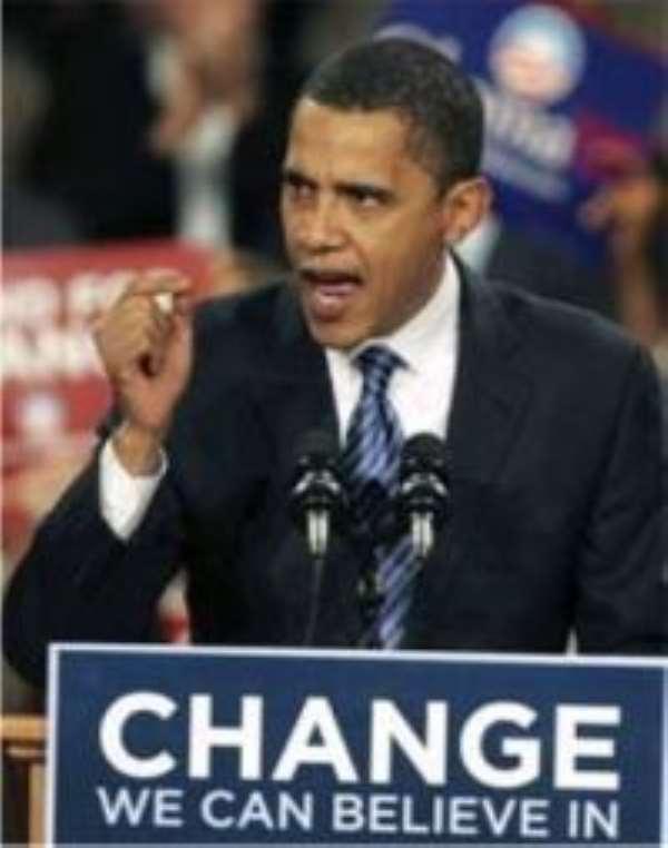 Obama, Huckabee sweep to Iowa victories