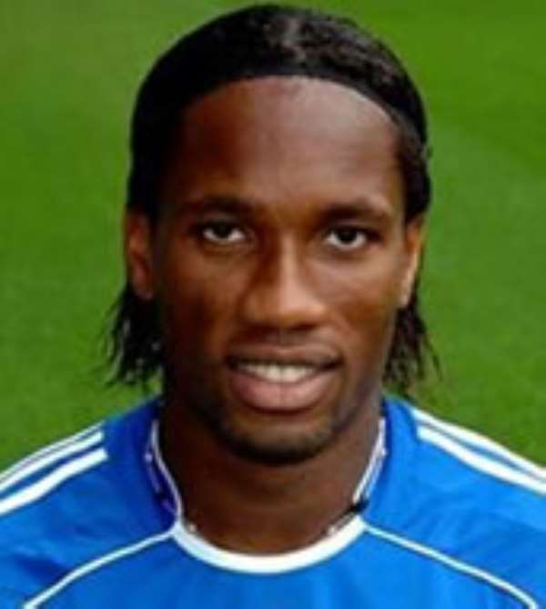 Drogba to leave Chelsea