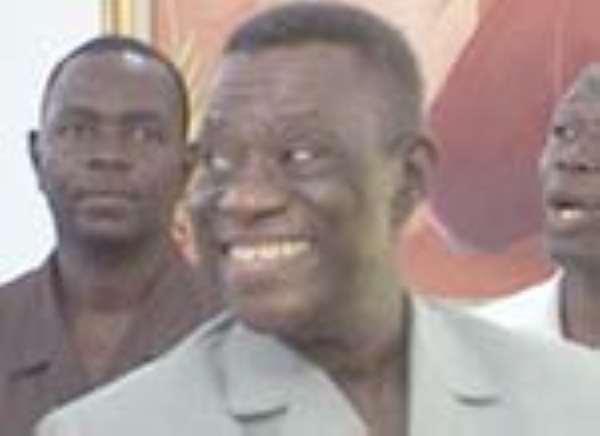 Akufo-Addo, Mills Dodge AU Debate