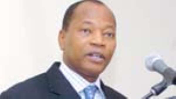 Chambas Now ECOWAS President