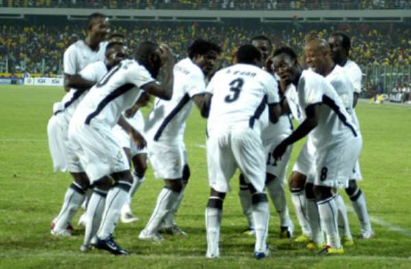 Ghana Eliminate Nigeria From Nations Cup