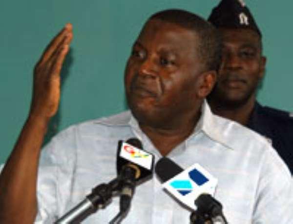 Veep Advises Ghanaians Abroad