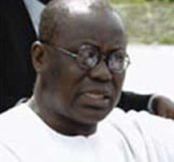 No bloodshed at elections-Nana Akufo Addo