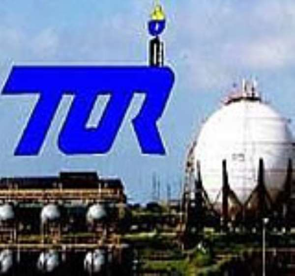 TOR records second oil spillage in a month