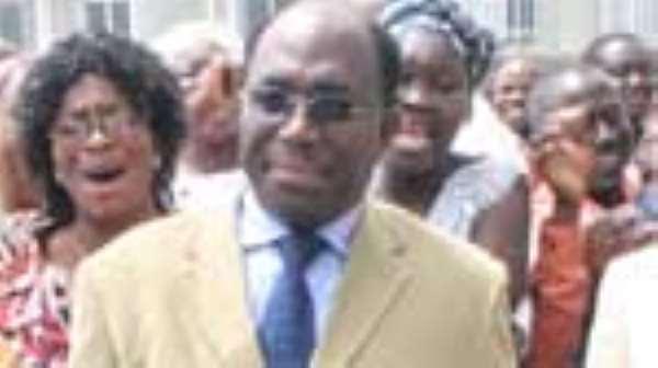 Ex-NDC Minister Backs Anane
