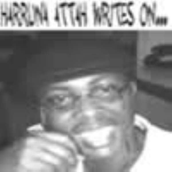 A. R. Harruna Attah writes... Letter to Kwami