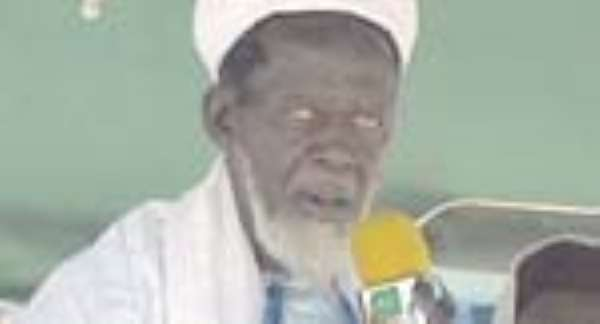 Chief Imam Appeals For Calm