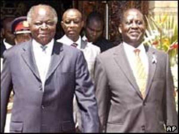 Slow progress on Kenyan cabinet