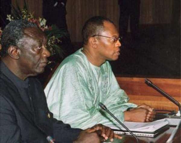 ECOWAS imposes sanctions on Togo