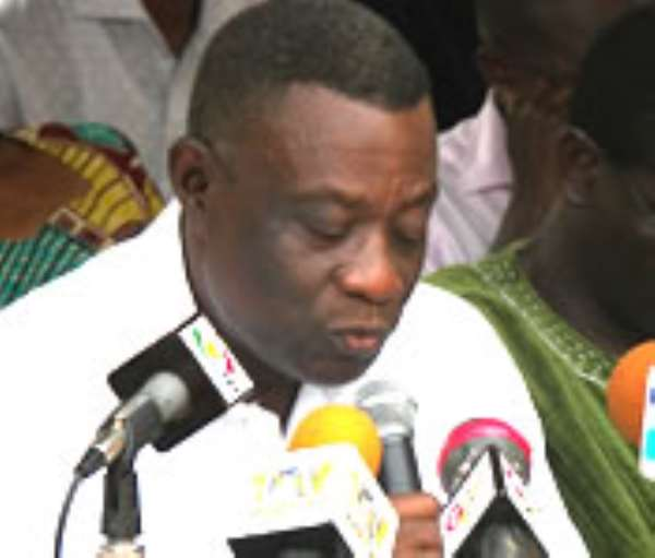 NPP leaders are corrupt, arrogant, visionless-Mills