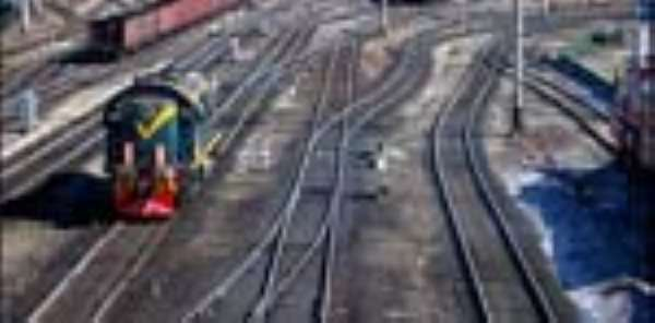 Rail Workers Remove Curse