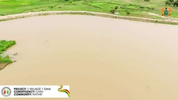 1V1D: We'll Publish All Uncompleted Dams This Year - Ministry