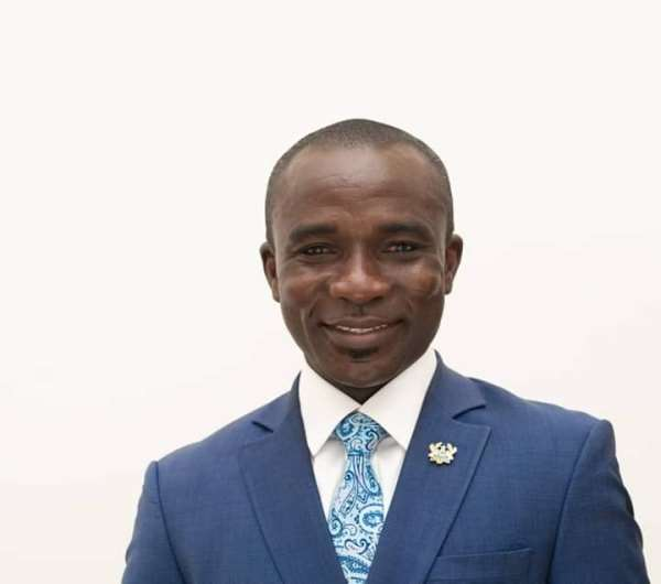 Kennedy Kwasi Kankam, MP Nhyiaeso Constituency