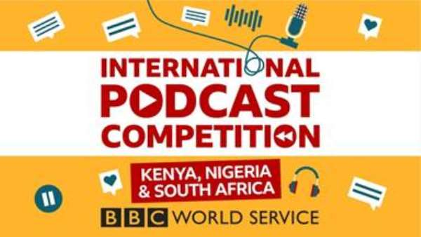 BBC World Service announces new daily podcast for Africa and launches a podcast competition in Kenya, Nigeria and South Africa